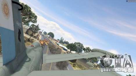 AT-26 Impala Xavante ARG для GTA 5 десятый скриншот