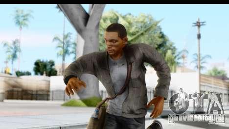 I Am Legend - Will Smith v2 Fixed для GTA San Andreas