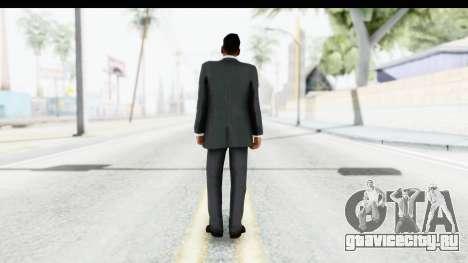 Messi Formal v2 для GTA San Andreas третий скриншот