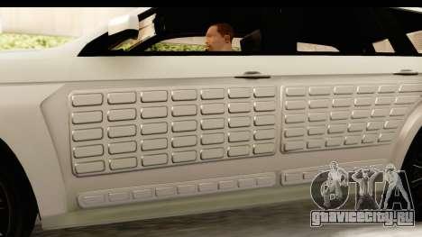 GTA 5 Benefactor XLS SA Style для GTA San Andreas салон