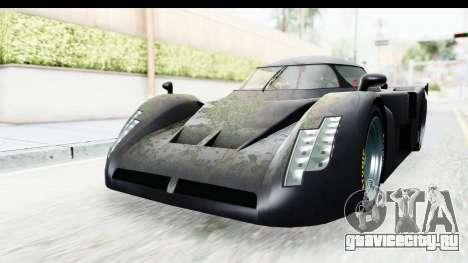 GTA 5 Annis RE7B для GTA San Andreas вид справа