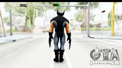 Marvel Heroes - Wolverine Xforce для GTA San Andreas третий скриншот