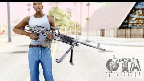 M240 FSK No Scope Bipod для GTA San Andreas третий скриншот