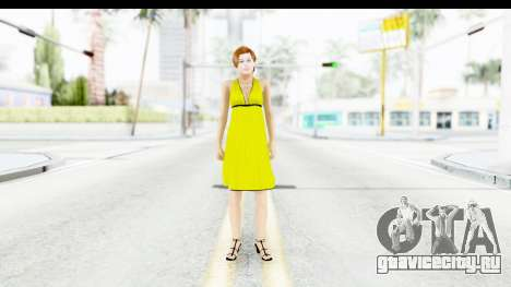 Margot Robbie для GTA San Andreas второй скриншот