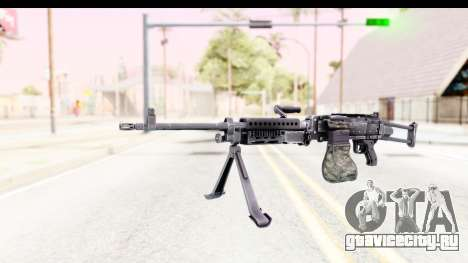 M240 FSK No Scope Bipod для GTA San Andreas