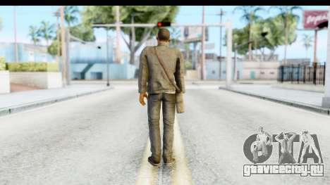 I Am Legend - Will Smith v2 Fixed для GTA San Andreas третий скриншот