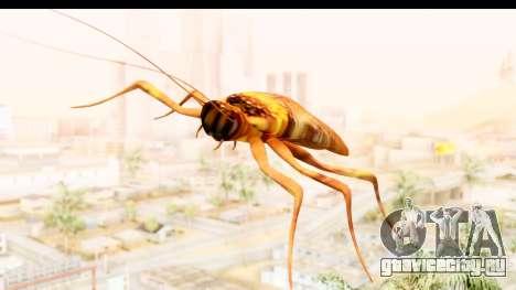 Flying Cockroach для GTA San Andreas вид сзади слева