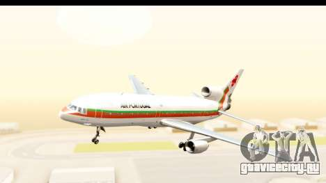 Lockheed L-1011-100 TriStar TAP Portugal для GTA San Andreas