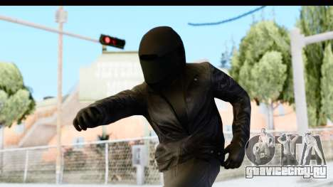 GTA 5 Heists DLC Male Skin 2 для GTA San Andreas