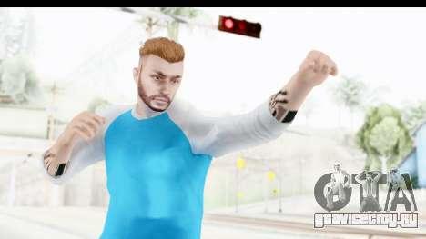 GTA 5 Hipster Update для GTA San Andreas