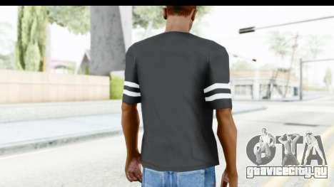 Adidas 03 T-Shirt для GTA San Andreas третий скриншот