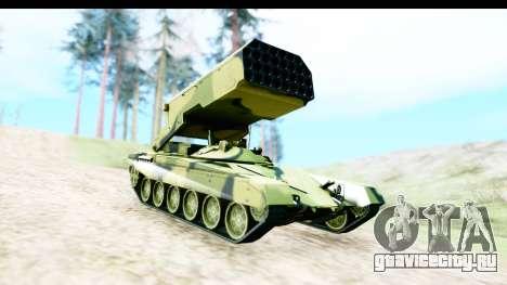 TOS-1A для GTA San Andreas вид справа
