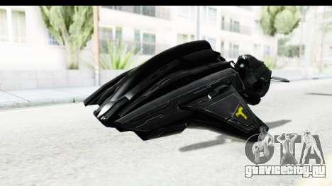 Spectre Hoverbike для GTA San Andreas вид справа
