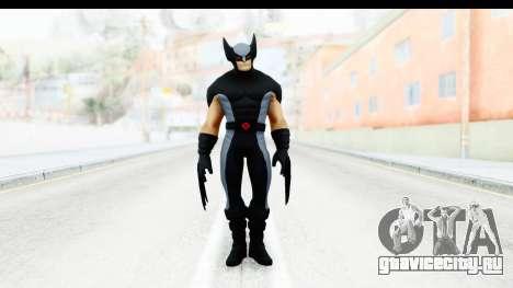 Marvel Heroes - Wolverine Xforce для GTA San Andreas второй скриншот