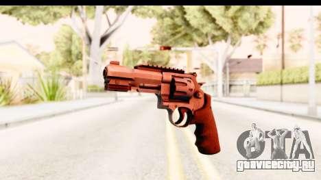 R8 Revolver для GTA San Andreas второй скриншот