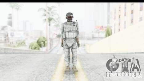 Global Warfare USA для GTA San Andreas второй скриншот