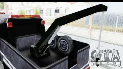 Towbus для GTA San Andreas вид сзади слева