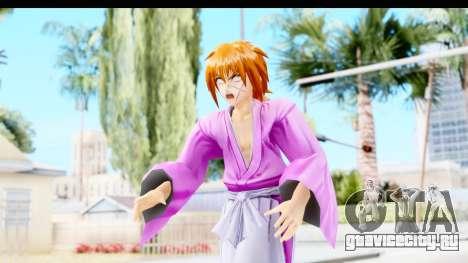 Kenshin v4 для GTA San Andreas