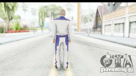 GTA 5 DLC Cunning Stuns Male Skin для GTA San Andreas третий скриншот