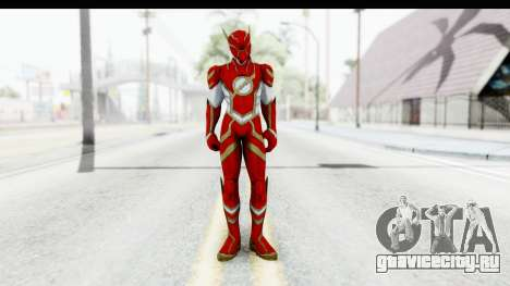 Flash Hypersonic (INFINITE CRISIS) для GTA San Andreas второй скриншот