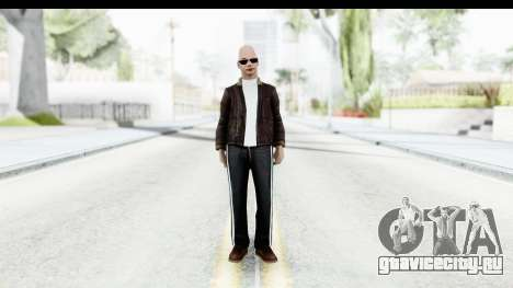 Гопник для GTA San Andreas второй скриншот