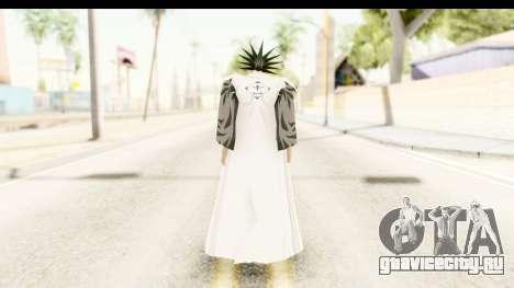 Bleach - Zaraki для GTA San Andreas третий скриншот