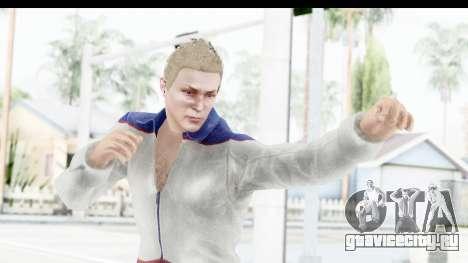 GTA 5 DLC Cunning Stuns Male Skin для GTA San Andreas