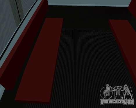 Москвич 2715 Armenian для GTA San Andreas вид сверху