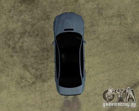 BMW M3 Armenian для GTA San Andreas вид сбоку