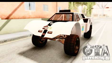 GTA 5 Desert Raid IVF для GTA San Andreas вид снизу