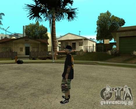 New Armenian Skin для GTA San Andreas десятый скриншот