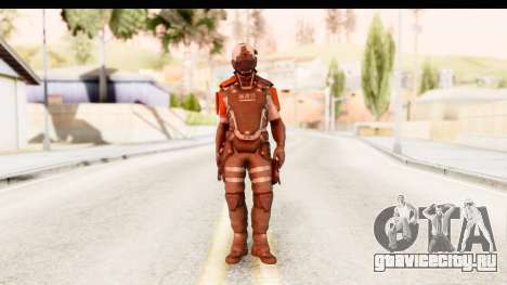 Homefront The Revolution - KPA v2 Original для GTA San Andreas второй скриншот