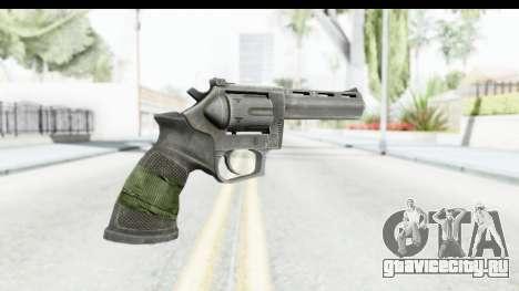 Manurhin MR96 для GTA San Andreas второй скриншот