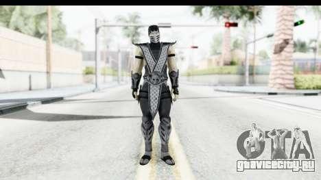 Mortal Kombat vs DC Universe - Smoke для GTA San Andreas второй скриншот