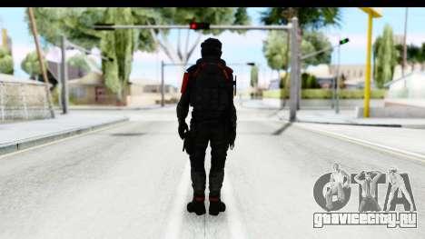 Homefront The Revolution - KPA v1 Camo для GTA San Andreas третий скриншот