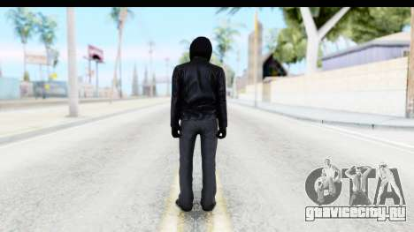 GTA 5 Heists DLC Male Skin 2 для GTA San Andreas третий скриншот