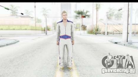 GTA 5 DLC Cunning Stuns Male Skin для GTA San Andreas второй скриншот