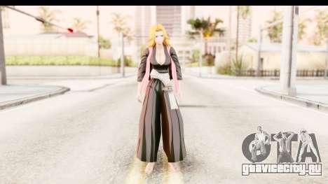 Bleach - Rangiku для GTA San Andreas второй скриншот