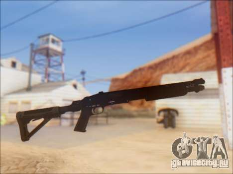 GTA V Shrewsbury Pump Shotgun для GTA San Andreas