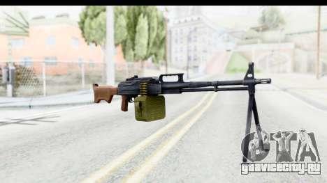 PKM для GTA San Andreas второй скриншот