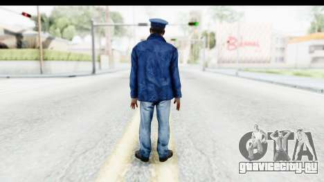 Silent Hill Downpour - Postman для GTA San Andreas третий скриншот