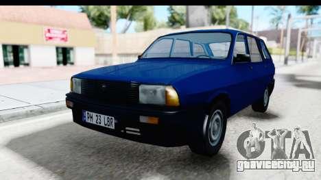 Dacia Liberta для GTA San Andreas вид сзади слева