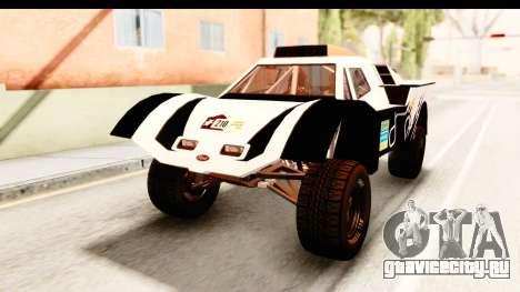 GTA 5 Desert Raid IVF для GTA San Andreas вид сбоку