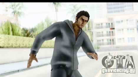 Yakuza 5 Kazuma Kiryu Home для GTA San Andreas