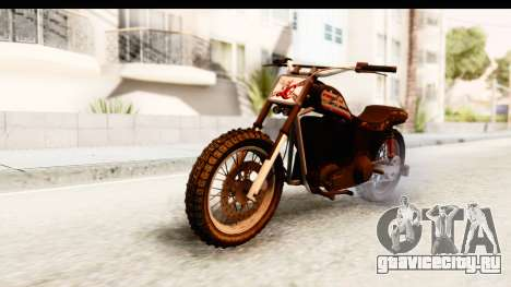 GTA 5 Western Cliffhanger Custom v1 для GTA San Andreas