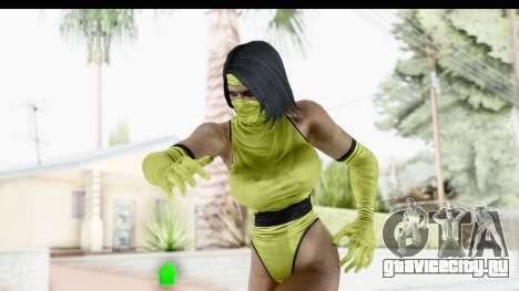 Tanya MK2 для GTA San Andreas
