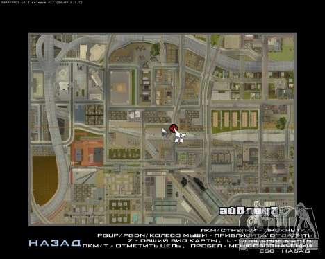 Покрасочный гараж для GTA San Andreas шестой скриншот