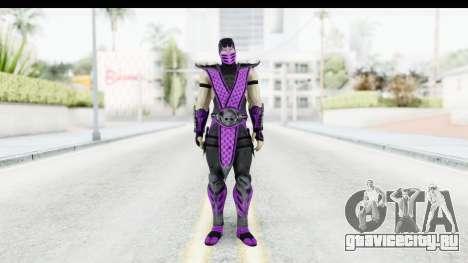 Mortal Kombat vs DC Universe - Rain для GTA San Andreas второй скриншот