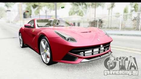 Ferrari F12 Berlinetta 2014 для GTA San Andreas