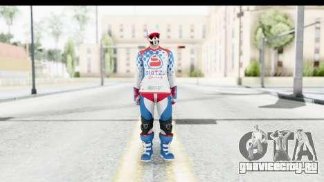 GTA 5 Online Cunning Stunts Skin 2 для GTA San Andreas второй скриншот